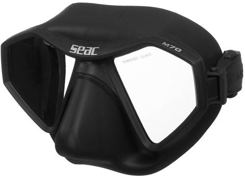 Seac Low Volume Mask M70 S/Bl Black