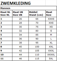 Speedo End 7Cm Br Bla 28 (Nl2)-1