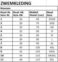Speedo End 7Cm Br Nav 38 (Nl7)-1