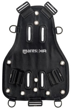 Mares XR-Line Soft Backplate