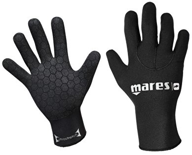 Mares Gloves Black 30