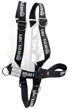 Mares Harness Heavy Light Complete - Xr Line