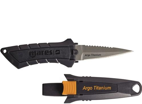 Mares Knife Argo Titanium
