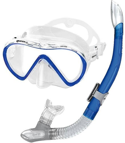 Mares Mask+Snorkel Set Vento Rbl Cl Sf