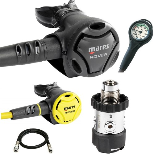 Mares Rover 2S Automatenset