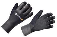 Mares Gloves Smooth Skin 35 Bk L-1