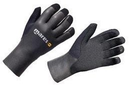 Mares Gloves Smooth Skin 35 Bk L