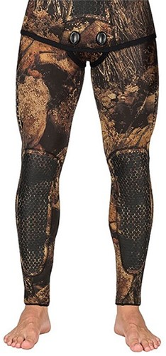 Mares Pants Squadra Illusion Bwn 50 Open Cell