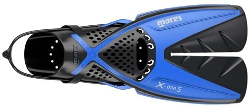 Mares X-One S Bl Lxl Sa Snorkelvinnen