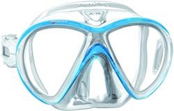Mares X-Vu Liquidskin Sunrise duikbril