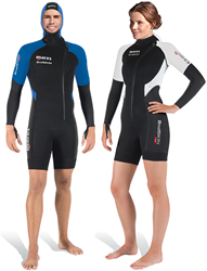 Mares Wetsuit 2nd SKIN SHORTY