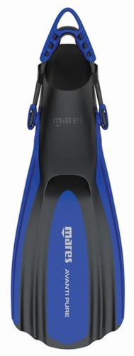 Mares Fins Avanti Pure blauw (39-43)
