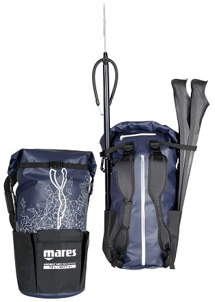 Mares Ascent Dry Backpack Duiktas