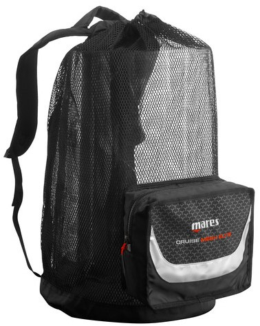 Mares Cruise Mesh Backpack Elite Duiktas