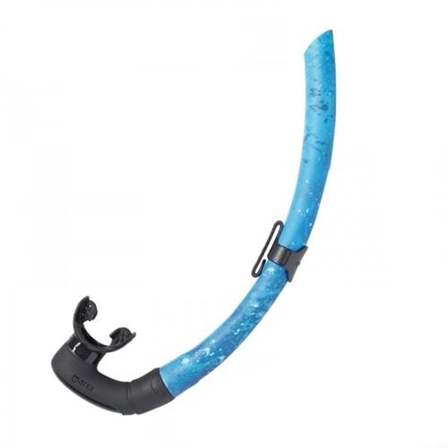 Mares Freedivesnorkel Dual Camo Blauw