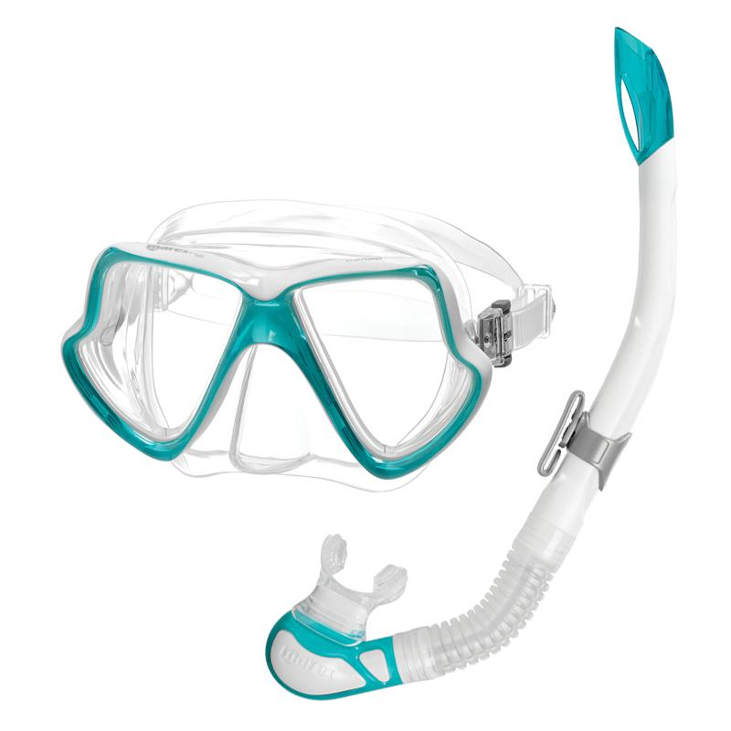 Mares Mask+Snorkel Set Wahoo