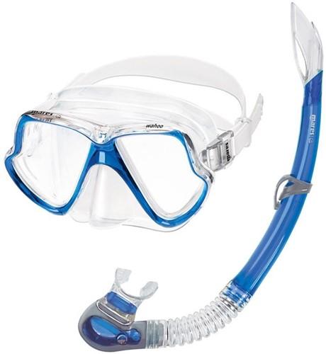 Mares Mask+Snorkel Set Wahoo Rbl Cl Sf