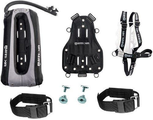 Mares Travel Wing pack
