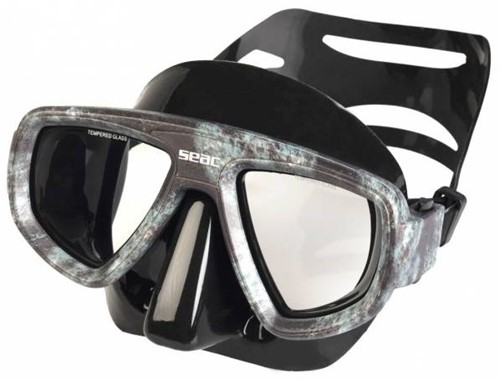 Seac Mask One S/Bl Camo Grey