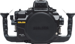 Sea & Sea Mdx-5D Mark Iv Housing For Canon Eos 5D Mark Iv