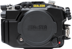 Sea & Sea Mdx-A6300 Housing For Sony A6000/A6300/A6500