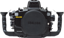 Sea & Sea Mdx-D500 Housing For Nikon D500