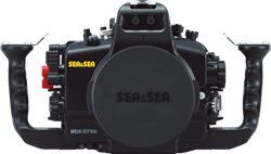 Sea & Sea Mdx-D7100 Housing For Nikon D7100/D7200