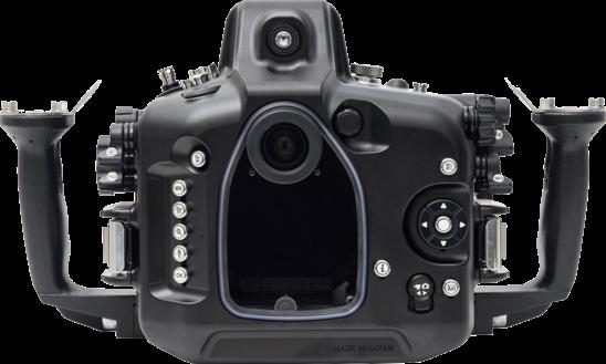 Sea & Sea Mdx-D850 Housing For Nikon D850 (Leak Sensor As Standard)