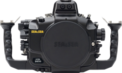 Sea & Sea Mdx-D850 Housing For Nikon D850 (Leak Sensor As Standard)