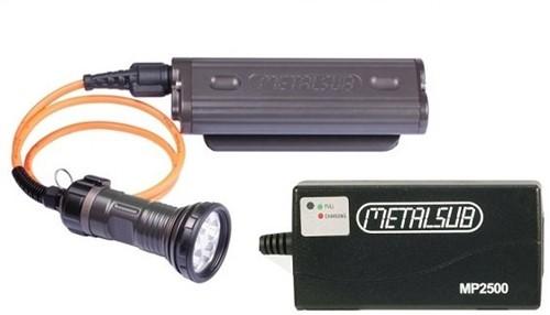 Metalsub KL1242 LED2400 + FX 1204 kabellamp