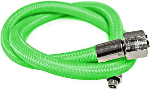 Automatenslang flex 3/8 groen 62 cm