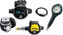 Aqualung Mikron regulator set