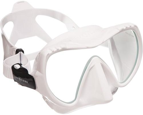 Aqualung Mission Midi White duikbril