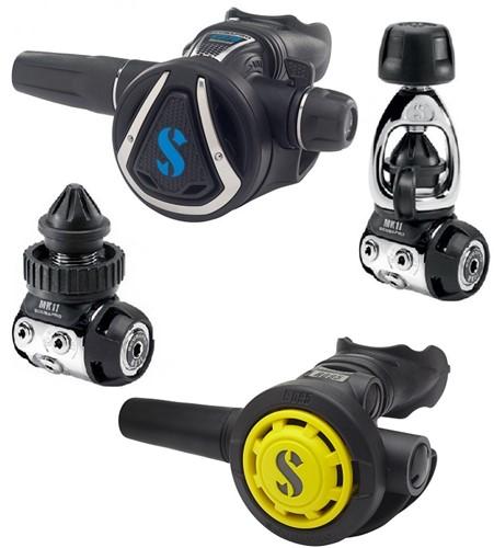 Scubapro MK11 / C370 / R095 Octopus Automatenset