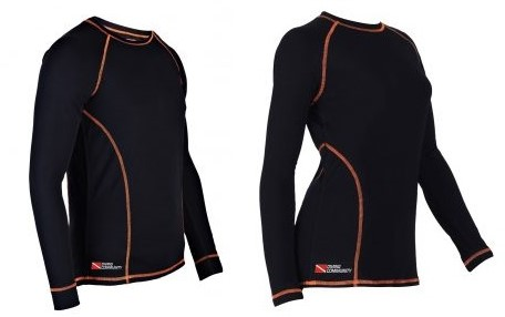 Mola Mola Thermoactive Bioline Base-Layer Trui