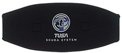Tusa Ms-20 Bk Mask Strap Cover