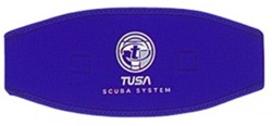 Tusa Ms-20 Bl Mask Strap Cover