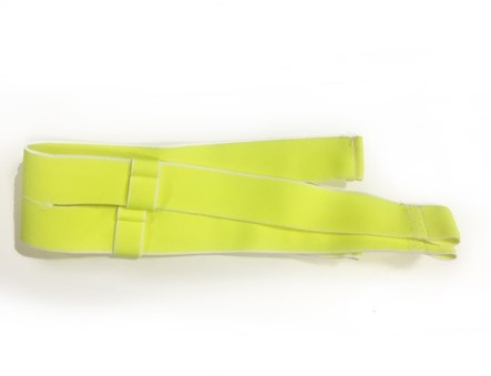 Ocean Reef Mask Strap Yellow