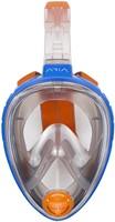 Ocean Reef Aria - Full Face Snorkeling Mask Blue S/M