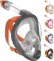 Ocean Reef Aria Full Face snorkelmasker