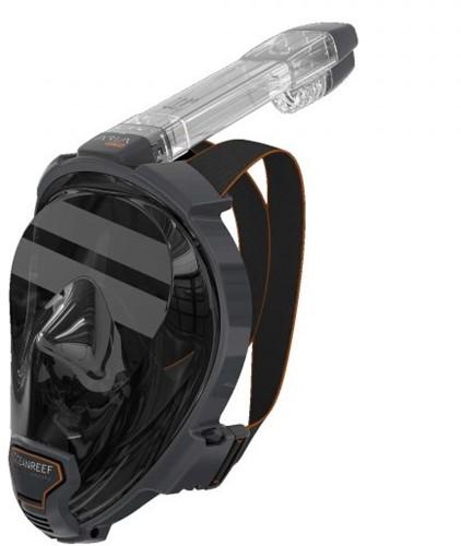 Ocean Reef ARIA QR+ w/ camera holder S/M Black