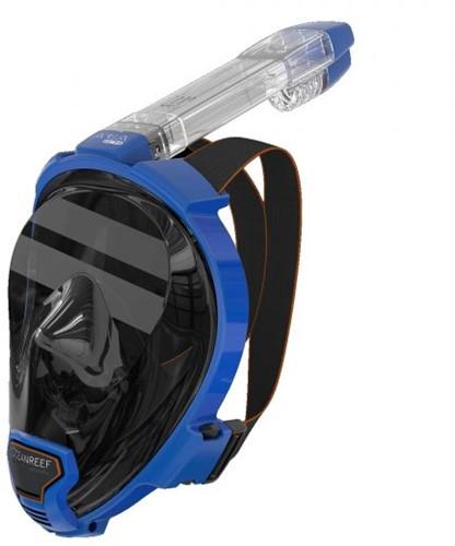 Ocean Reef ARIA QR+ w/ camera holder M/L Blue