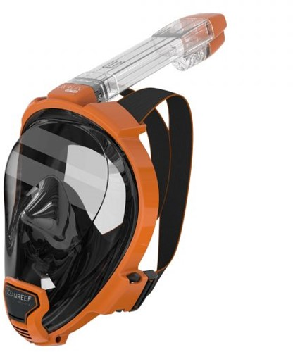 Ocean Reef ARIA QR+ w/ camera holder L/XL Orange