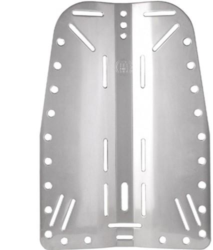 Apeks Backplate S/Steel