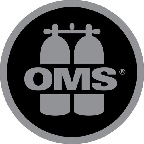 OMS Public Safety Stalen D-Ring Set Met Counter Plate En Schroeven