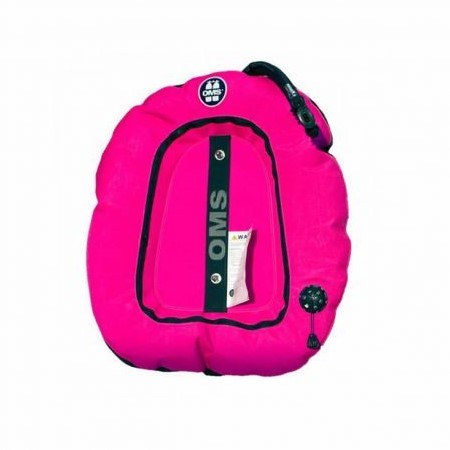 OMS Performance Double Wing 45 lb. lift--PINK / Black