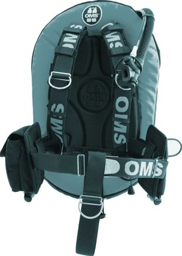 OMS AL, GREY / BLACK, SmartStream Signature PF Mono 27 lb