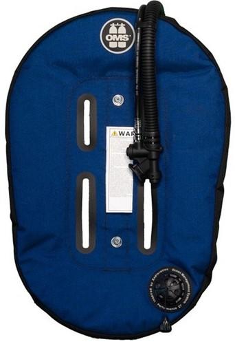 OMS IQ Lite XL CB - Cummerbund Signature with Ocean Blue / Black Performance Mono Wing 32 lb (~12.5 kg)