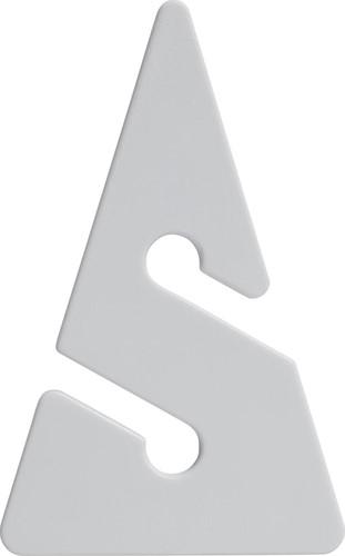 OMS Line Arrow, white (12 pieces)
