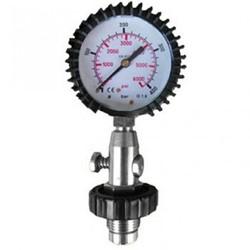 Oppervlakte manometer DIN